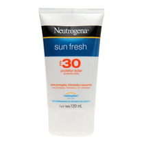 Protetor Solar Sun Fresh Fps 30 Neutrogena 120ml
