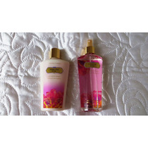 Kit Body Lotion + Body Splash - Victoria