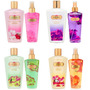 Victorias Secret Fantasies Kit Body Lotion + Splash + Sacola