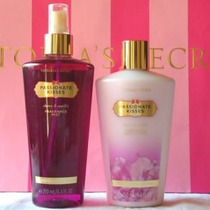 Victoria`s Secret - Hidratante E Colonia - Passionate Kisses