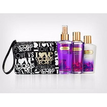 Kit Love Spell Com Bolsa + Body Lotion + Body Wash + Splash