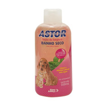 Banho Seco Astor - 500 Ml - Mundo Animal - Meu Amigo Pet