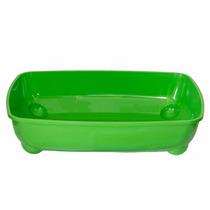 Kit Banheiro Caixa Higienica Caixa De Areia + Pa Para Gatos