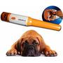 Lixa Unha Pet Automática Pet Pedicure 3 Lixas Cachorro Gato