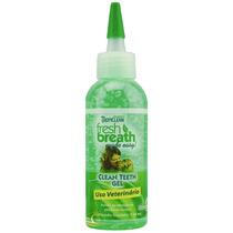 Tropiclean Clean Teeth Gel Aux Remoção Tártaro Cães E Gatos