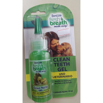 Tropiclean Clean Teeth Gel (gel Removedor De Tártaro)