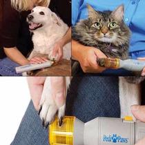 Lixadeira Cortador De Unha Cães Gatos Pedi Paws Original