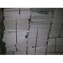 Jornal Velho Usado Pacote Com 9 Kilos.