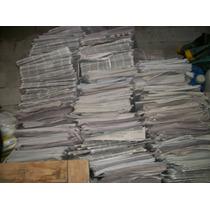 Jornal Usado P/ Pet, Canil, Funilaria - Fardos De 29 Kilos
