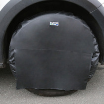 Jogo Protetor Roda Anti-xixi De Cachorro Lavável Aro16 17 18