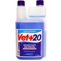 Vet+ Desinfetante Bactericida Concentrado 1l
