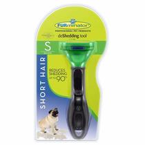 Escova Furminator Para Cães Pequenos Com Pelo Curto