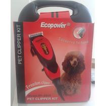 Maquina Para Tosar Cães E Gatos Ecopower 220v/60hz
