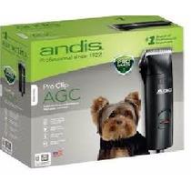 Kit De Tosa Andis Agc Pet Shop Professional Lamina 10e 4