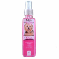 Perfume Para Cães E Gatos Pet Clean Ela - 120 Ml
