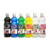 Kit Pet (shampoo Cães & Gatos)fragrâncias Frascos De 1 Litro