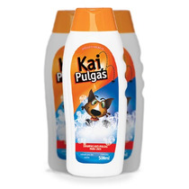 Shampoo Anti Pulgas Smelly Kaipulgas 500ml