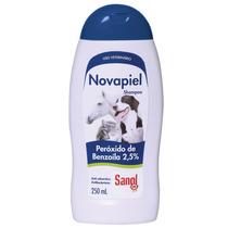 Shampoo Peróxido De Benzoila Dermatite Descama 250ml Sanol