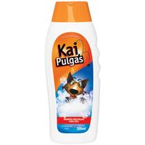 Shampoo Kai Pulgas Para Cães Anti Pulgas Carrapatos 500ml