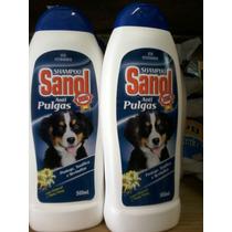 Shampoo S Anol Anti Pulgas