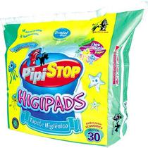 Tapete Higienico Cães Pipistop 60x50 Pct Com 30 Unidades