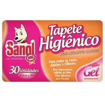Tapete Higiênico Sanol Dog 30 Unidades - Pet Hobby