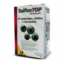 Talfon Top Pulgas - 1kg - Indubras