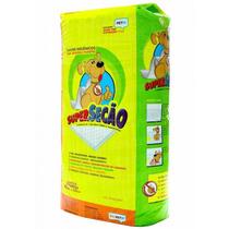 Supersecao Tapete Higienico Sanitario Cães 80x60 30 Unidades