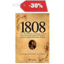 Livro - 1808 - Laurentino Gomes - Novo