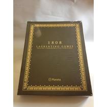Livro 1808 Edição Luxo Limitada Laurentino Gomes Lacrado