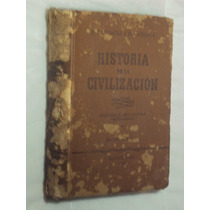 Historia De La Civilizacion (sebo Amigo)