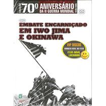 Coleção 70 ª Aniversário Da Segunda Guerra Livro Vol 29 Novo