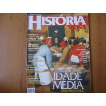 História Viva #5 Ano 2004 Idade Média, Adolf Hitler, Egito