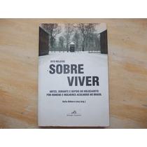 Livro - Sobre Viver - Relatos - Sofia Débora Levy (org.)