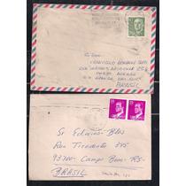 Espanha - Envelopes Circulados - Várias Épocas!!