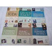 * Coleção Iluminados Da Humanidade Lote Com 6 Livros