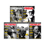 5 Revistas Biblioteca Negra Papas Crowley Freud Lúcifer