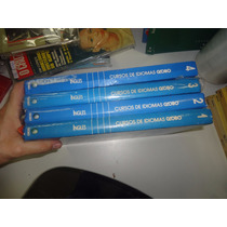 Idiomas Globo Ingles Familia Lovat 4 Volumes Originais + Mp3