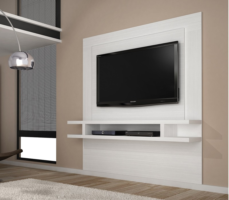 Home P Sala De Estar ~ Home Painel P Tv Bethoven Com Suporte Sala De Estar Benetil  R$ 489