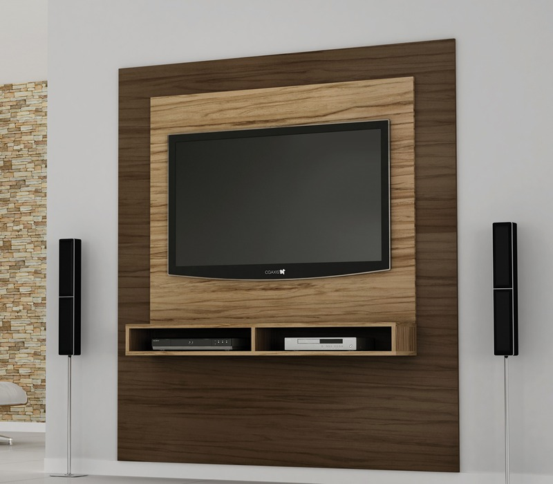 Home painel p tv midas com suporte sala de estar benetil for Sala de estar tv