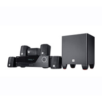 Home Theater Completo Jbl Hkj5000 Receiver 3d 5.1 Caixas Sub