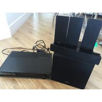 Home Theater Sony 1000w 5.1 3d, Com 3 Entradas Hdmi