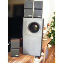 Bose Acoustimass 7 Sub Woofer + 3 Double Cube + Cabos