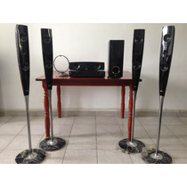 Home Theater C/ Dvd Lg Ht762tz - 5.1 Canais 700w Rms