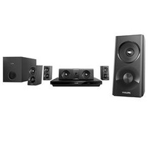 Home Theater Philips Htb3520x/78 5.1-com Blu-ray-1000w