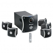 Multilaser Home Theater Action 5100 105w Rms Sp00007