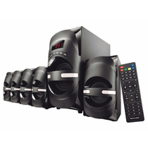 Home Theater Multilaser 5 Em 1 Speaker Superwoofer Sp169