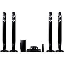 Home Theater 3d Samsung Ht-f6550 / 5.1 / Blu Ray /dual Core