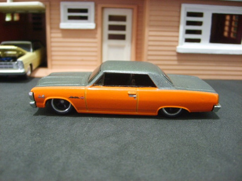 Hot Wheels - 65 Chevy Malibu