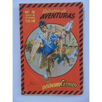 Seleções De Aventuras Nº 3! Jun 1953! Editora Aliança!